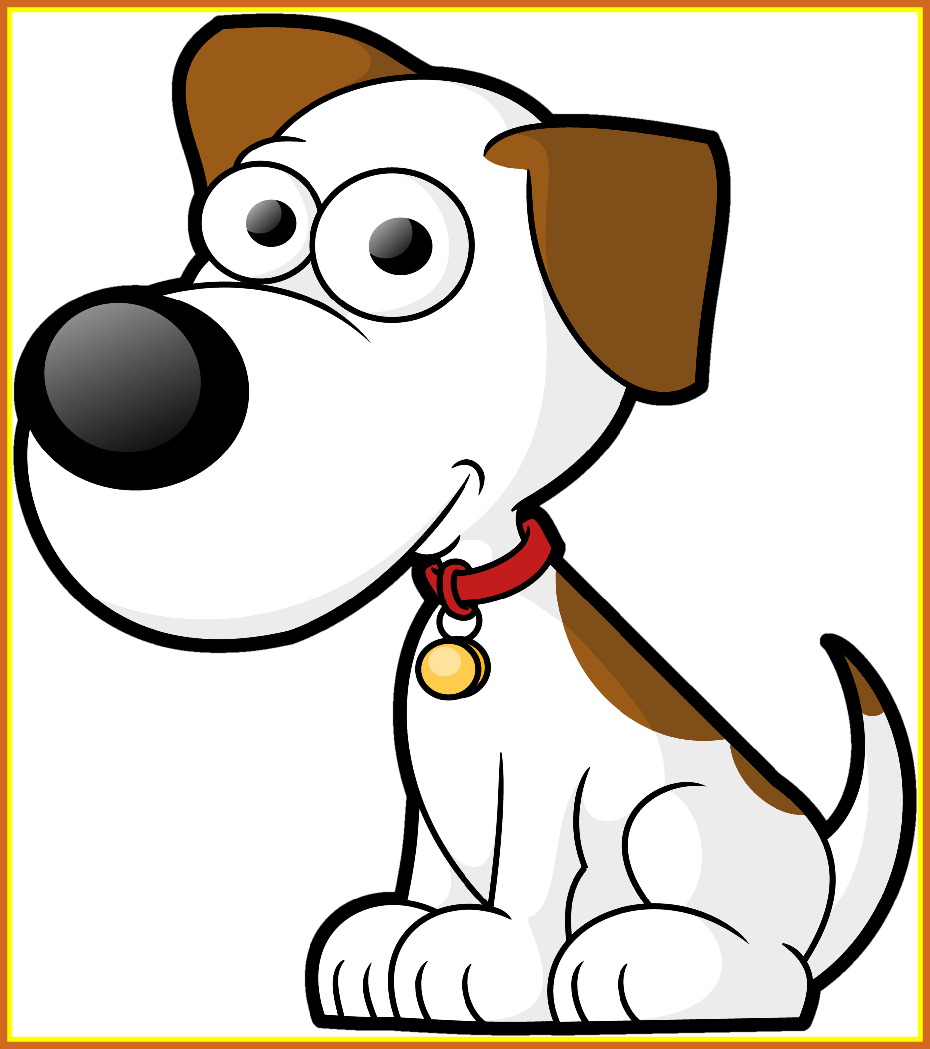 Cute at getdrawings com. Husky clipart dogr