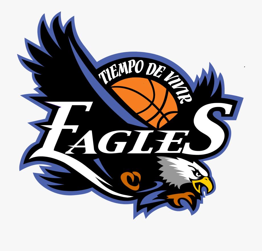 Black eagles . Eagle clipart basketball