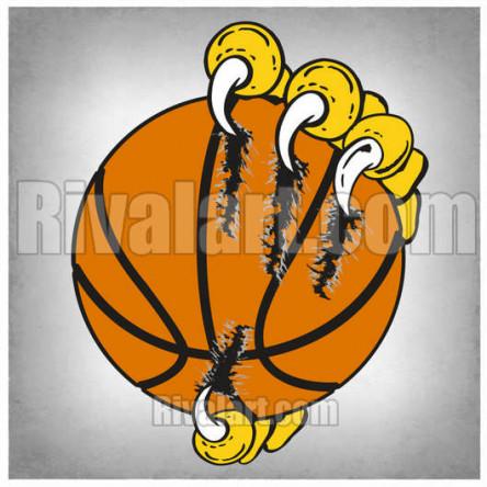 Falcon clipart basketball. On rivalart com