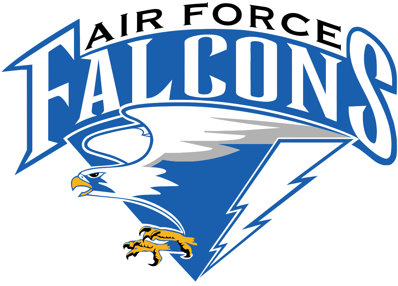 Png photo air force. Falcon clipart basketball