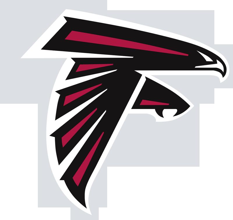 Patriots clipart design. Atlanta falcons the logo