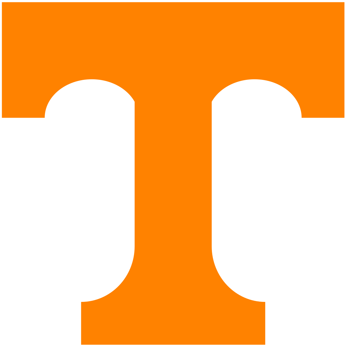 Number 1 clipart collegiate. Tennessee volunteers wikipedia