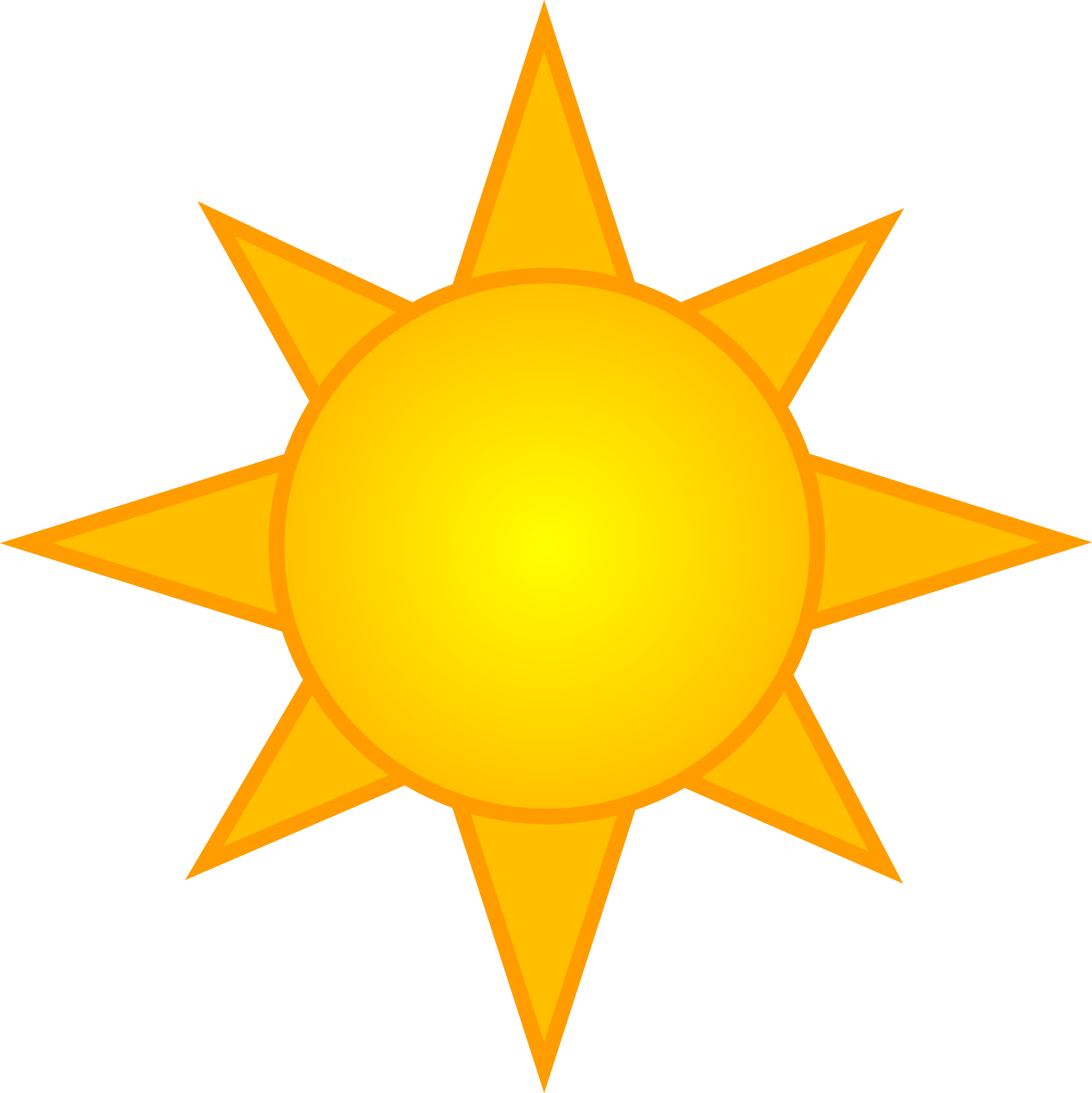 Free images clip art. Clipart sun colored