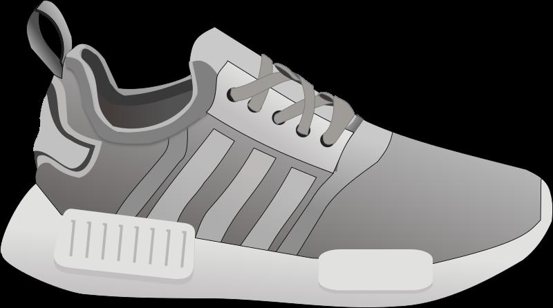Re shoe remix medium. Clipart basketball grey