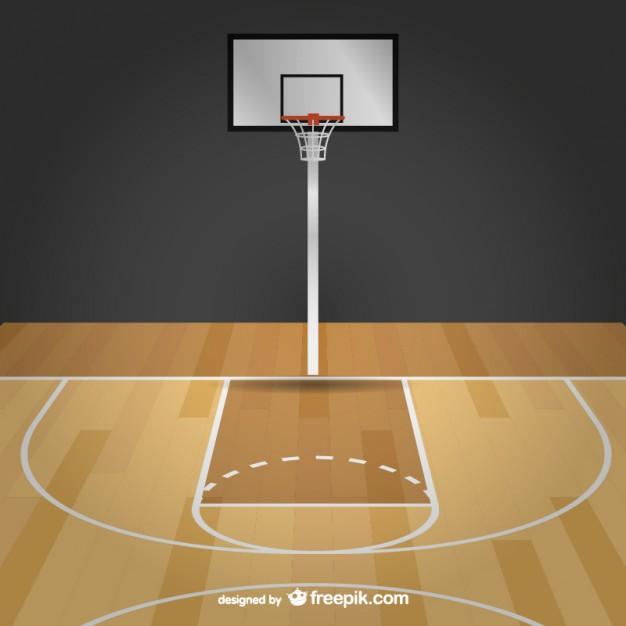 Free court cartoon download. Clipart basketball ground