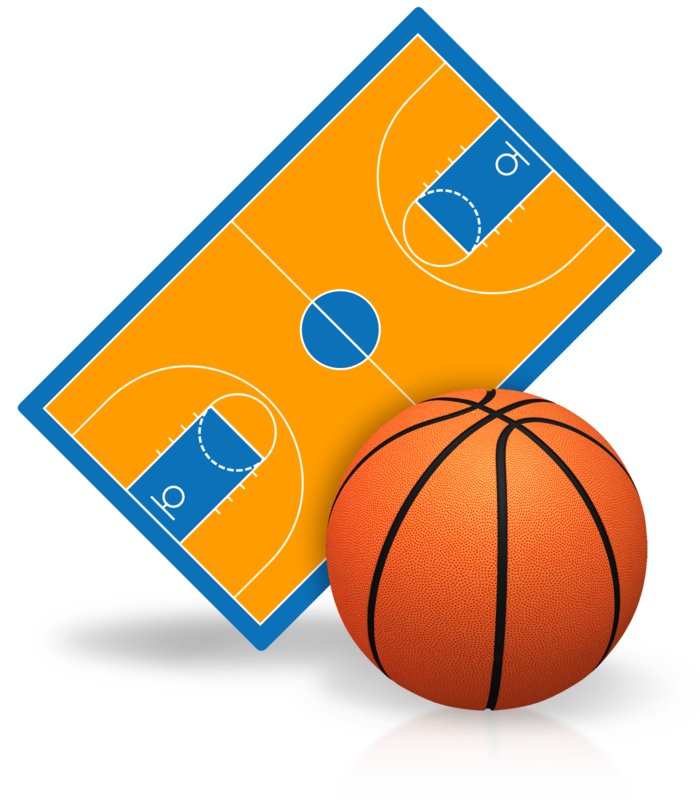 collection of coach. Ground clipart basketball