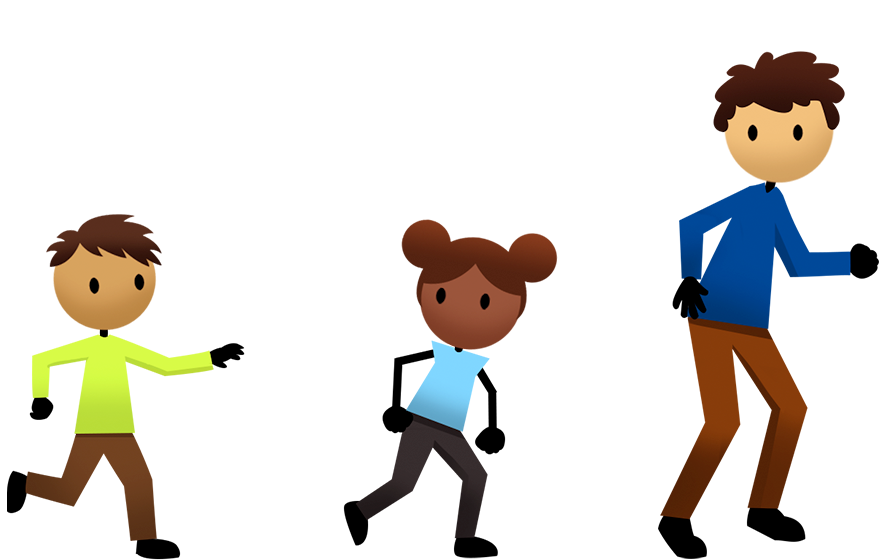 Pe clipart kid workout.  collection of kids