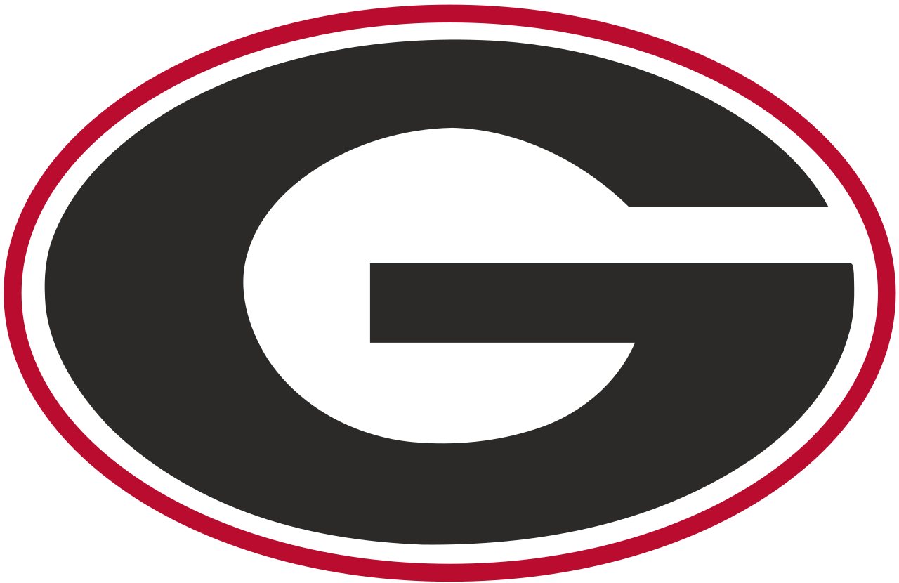 File athletics logo svg. Georgia clipart vector