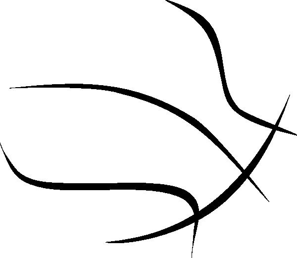 White clipart basketball. Outline clip art at