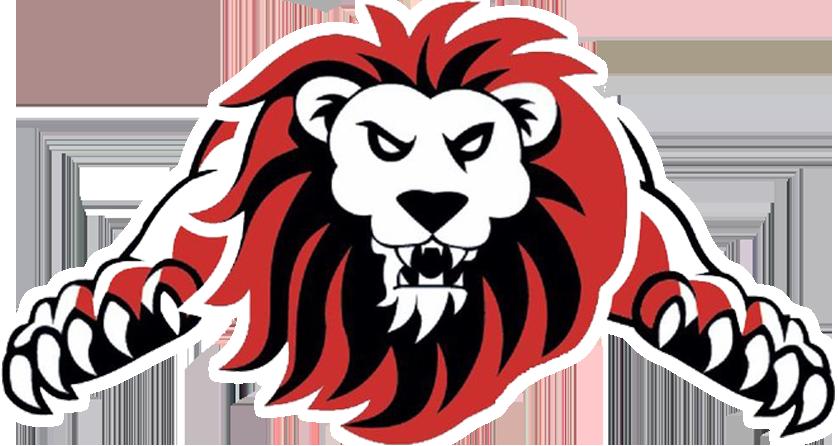 Lady logos . Clipart lion basketball