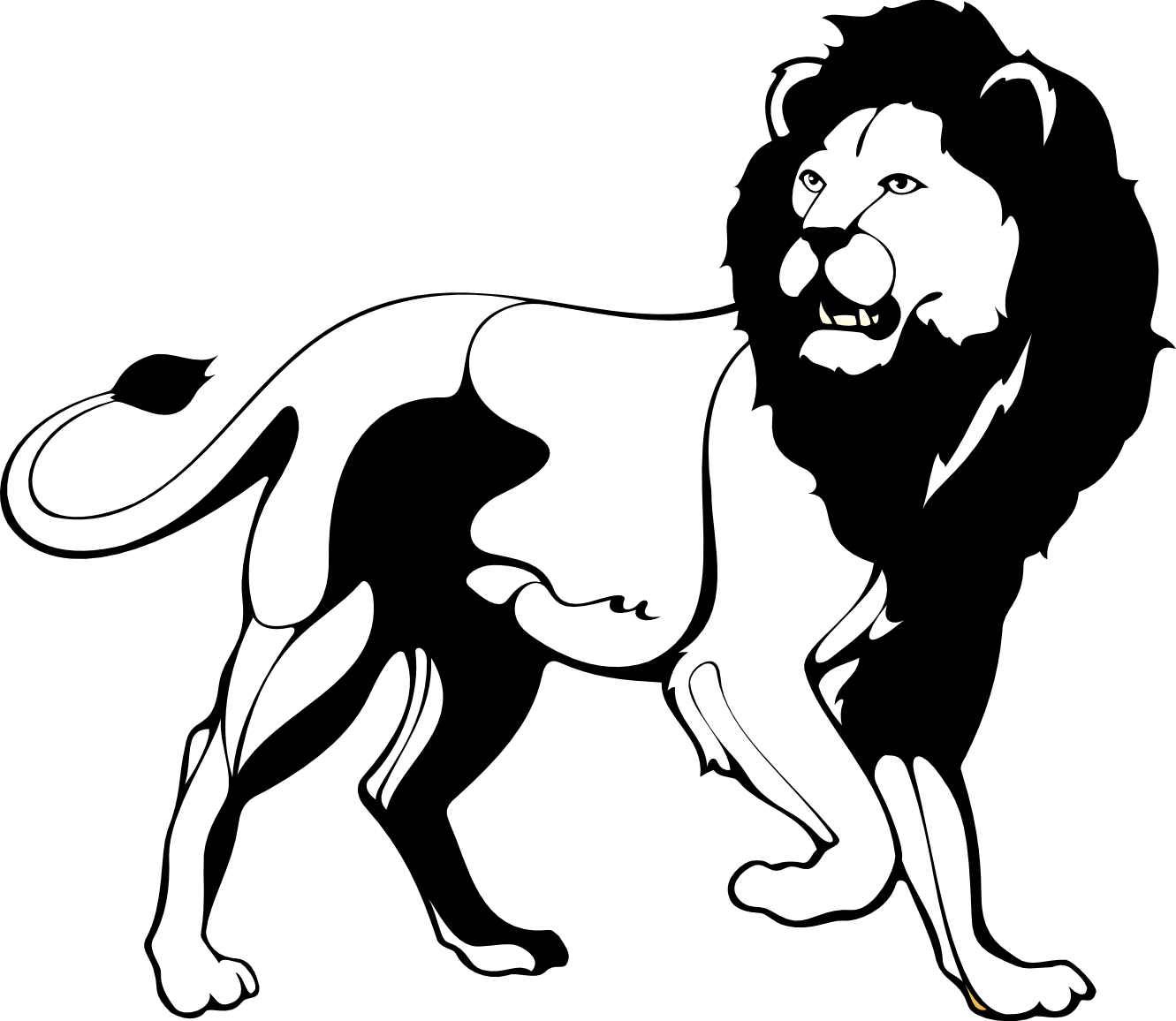 Crown clipart lion. Free graphic download clip