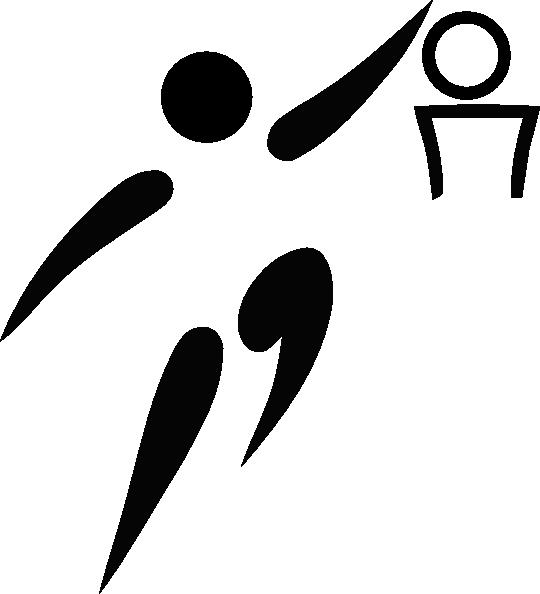 Games clipart olympic. Basketball logo clip art