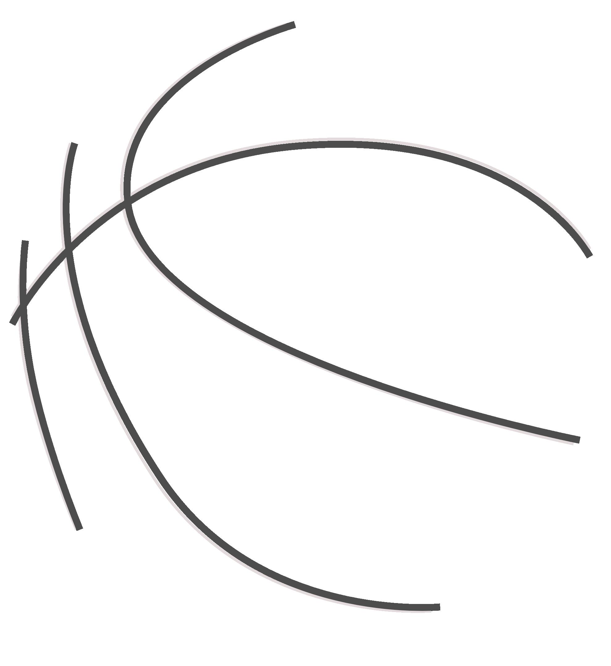 Black and white cricut. Clipart mom basketball