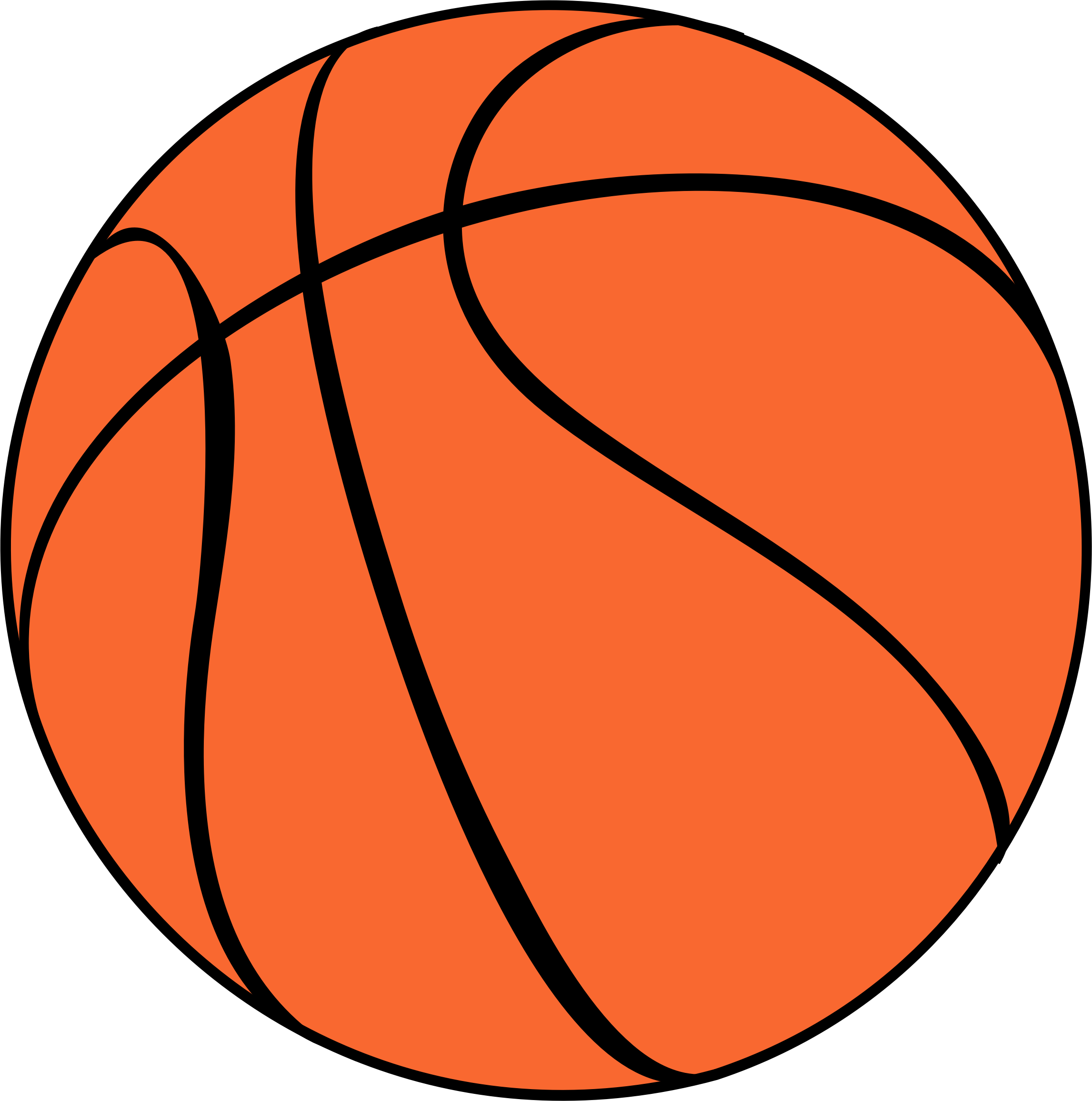 Purple clipart basketball. Another big image png