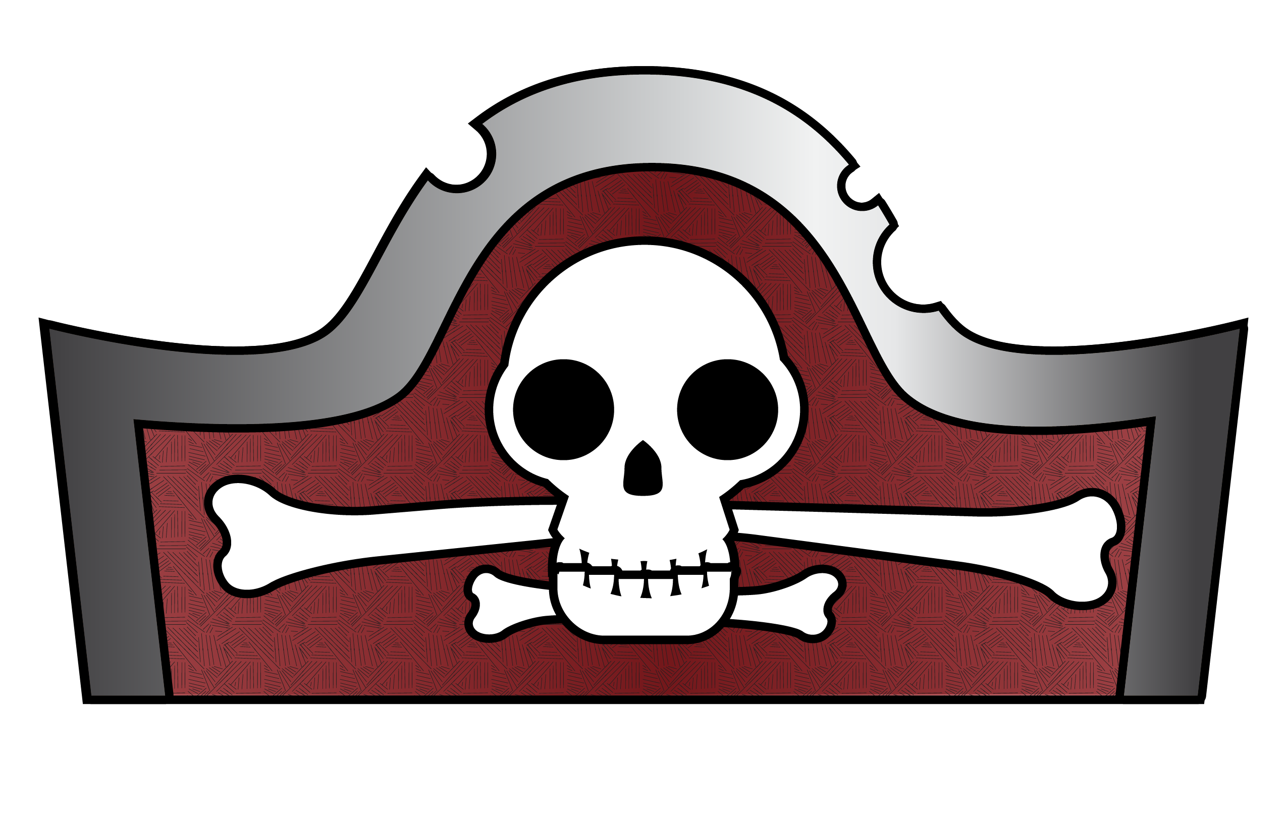 Pirates clipart writing. Basketball pirate free on