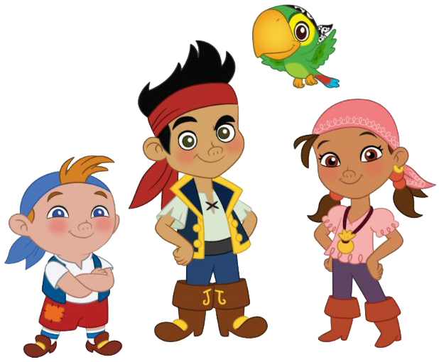 Jake the neverland pirates. Crocodile clipart black and white