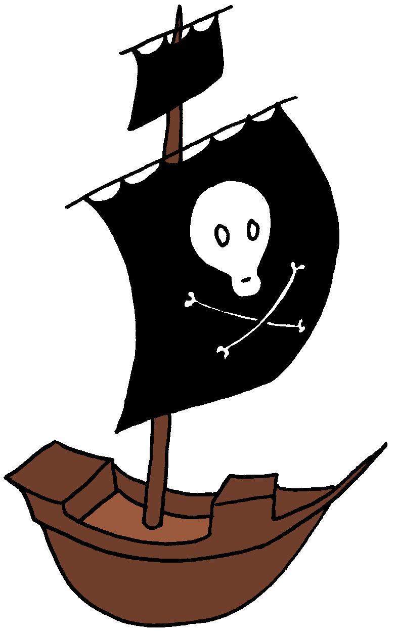 collection of pirate. Treasure clipart sunken ship