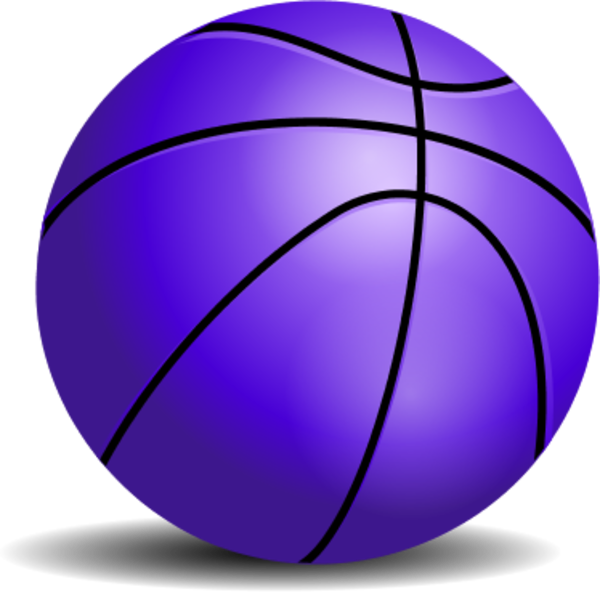 Free printable panda images. Purple clipart basketball