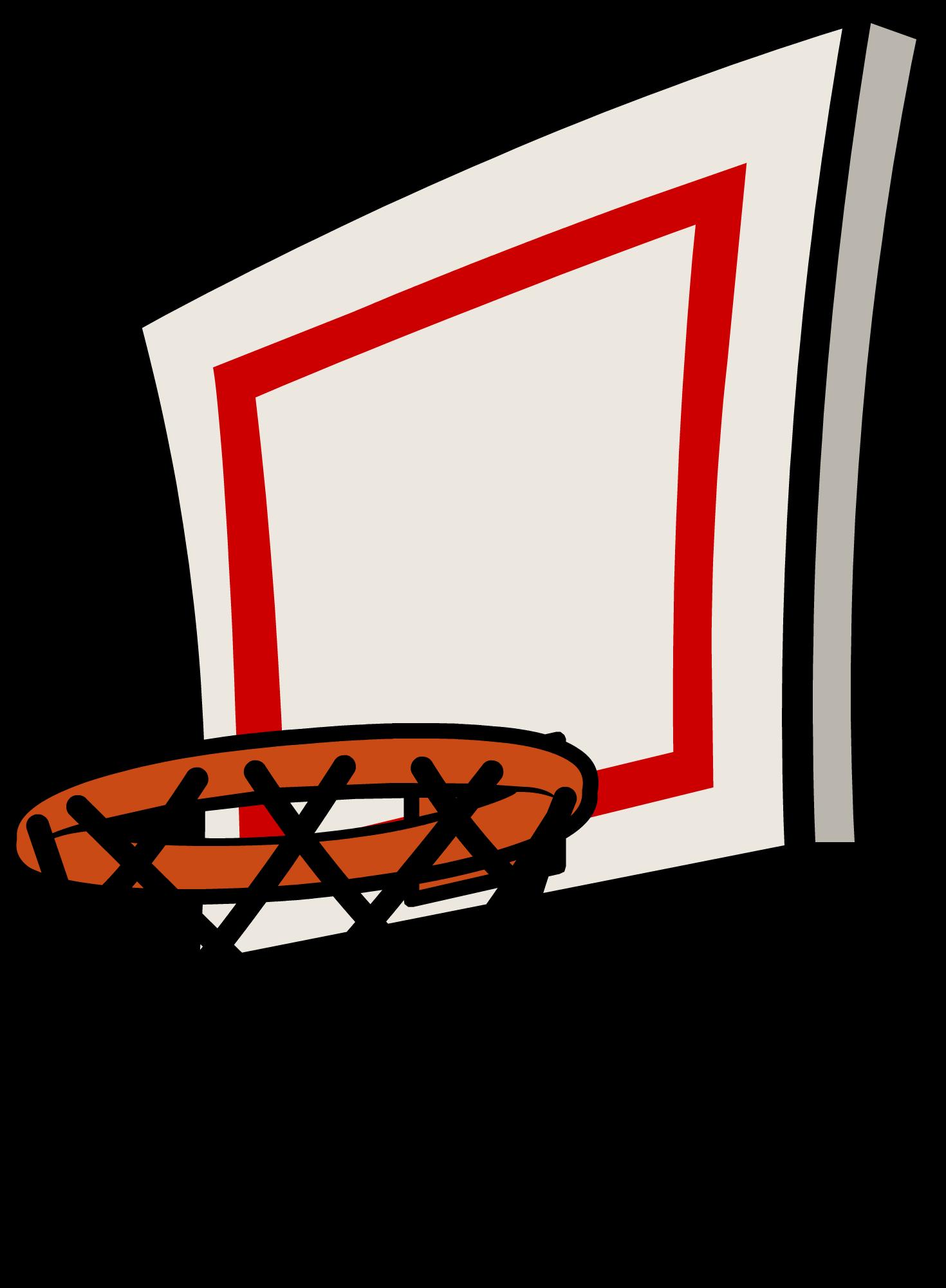Goals clipart basket ball. Transparent basketball hoop pic