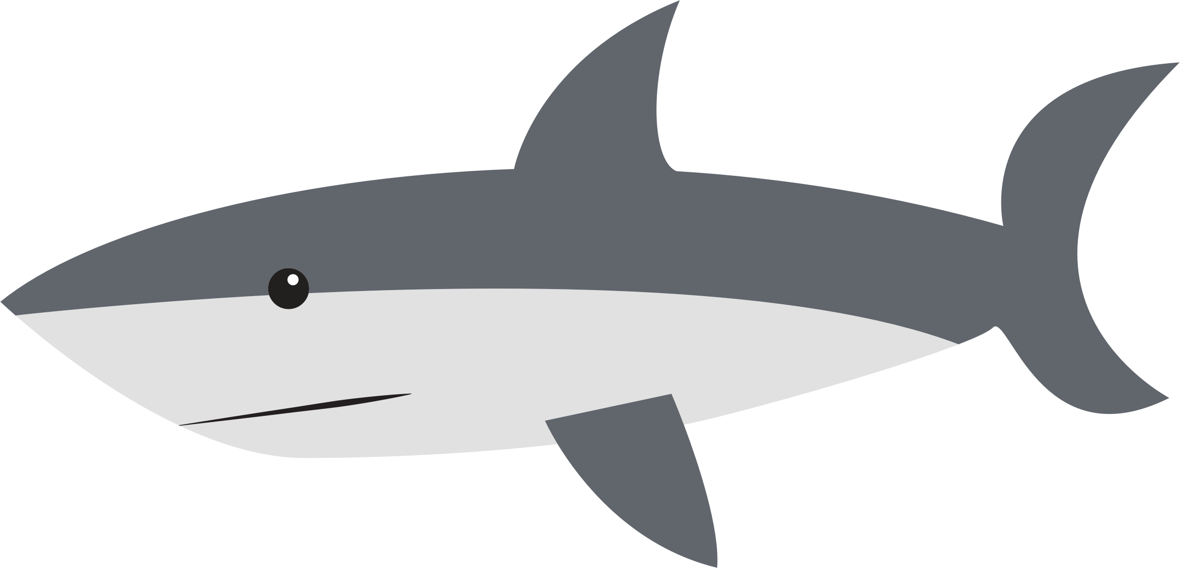Clipart football shark. Cartoon group with items