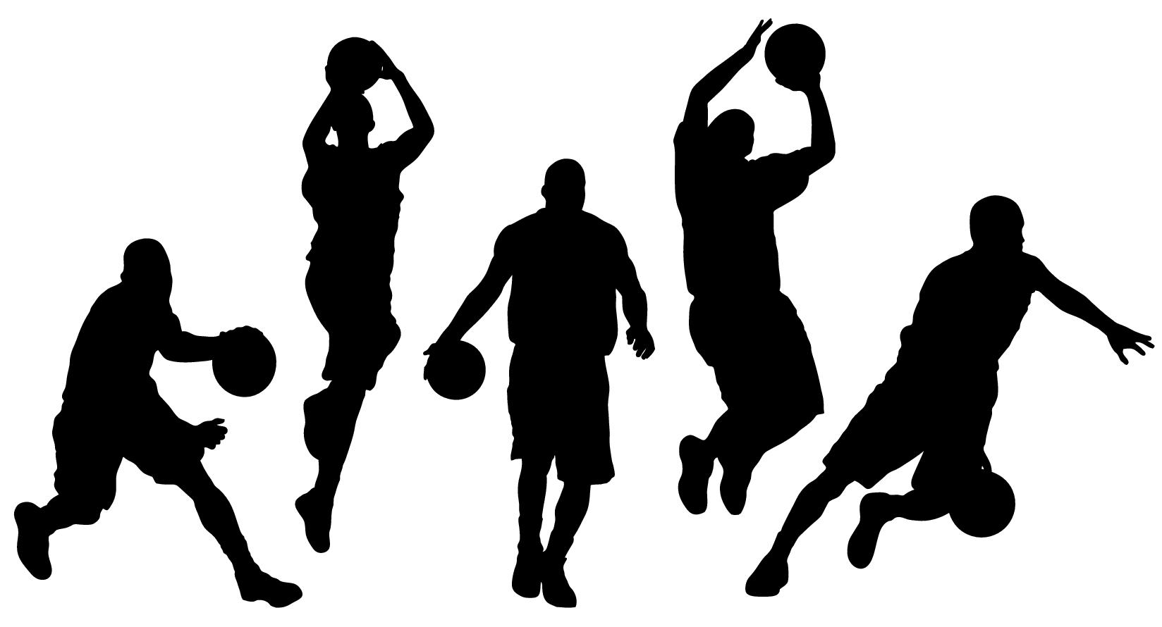 teamwork clipart basketball #145403817