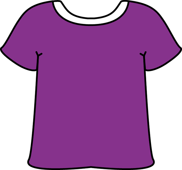 Clothing clipart colorful clothes.  best t shirt