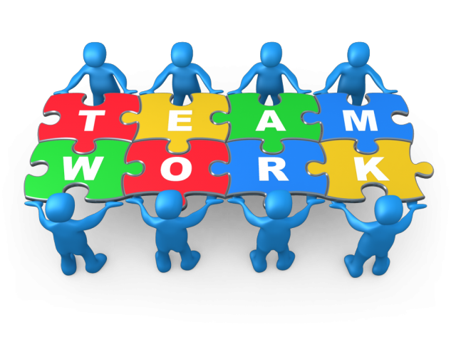 Inspirational cliparts free download. Teamwork clipart logo
