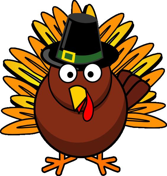 Feast clipart pilgrim. Thanksgiving turkey panda free