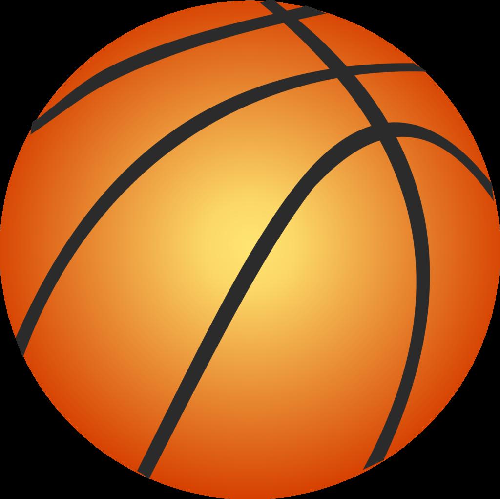 clipart basketball valentine