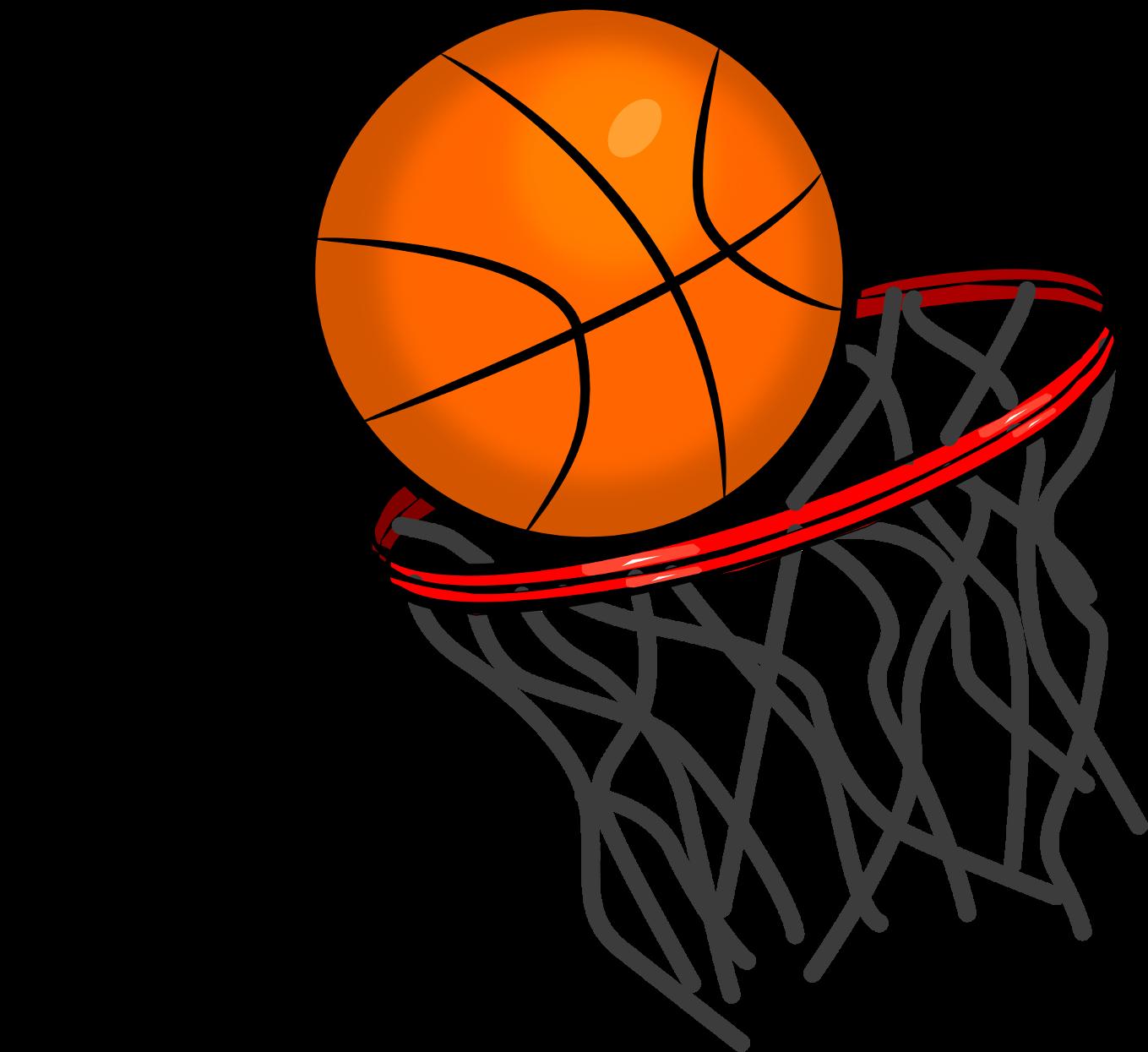 Clipart santa basketball. Of a clipartmonk free