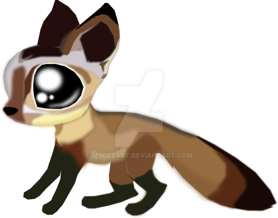 Fox bat eared fox