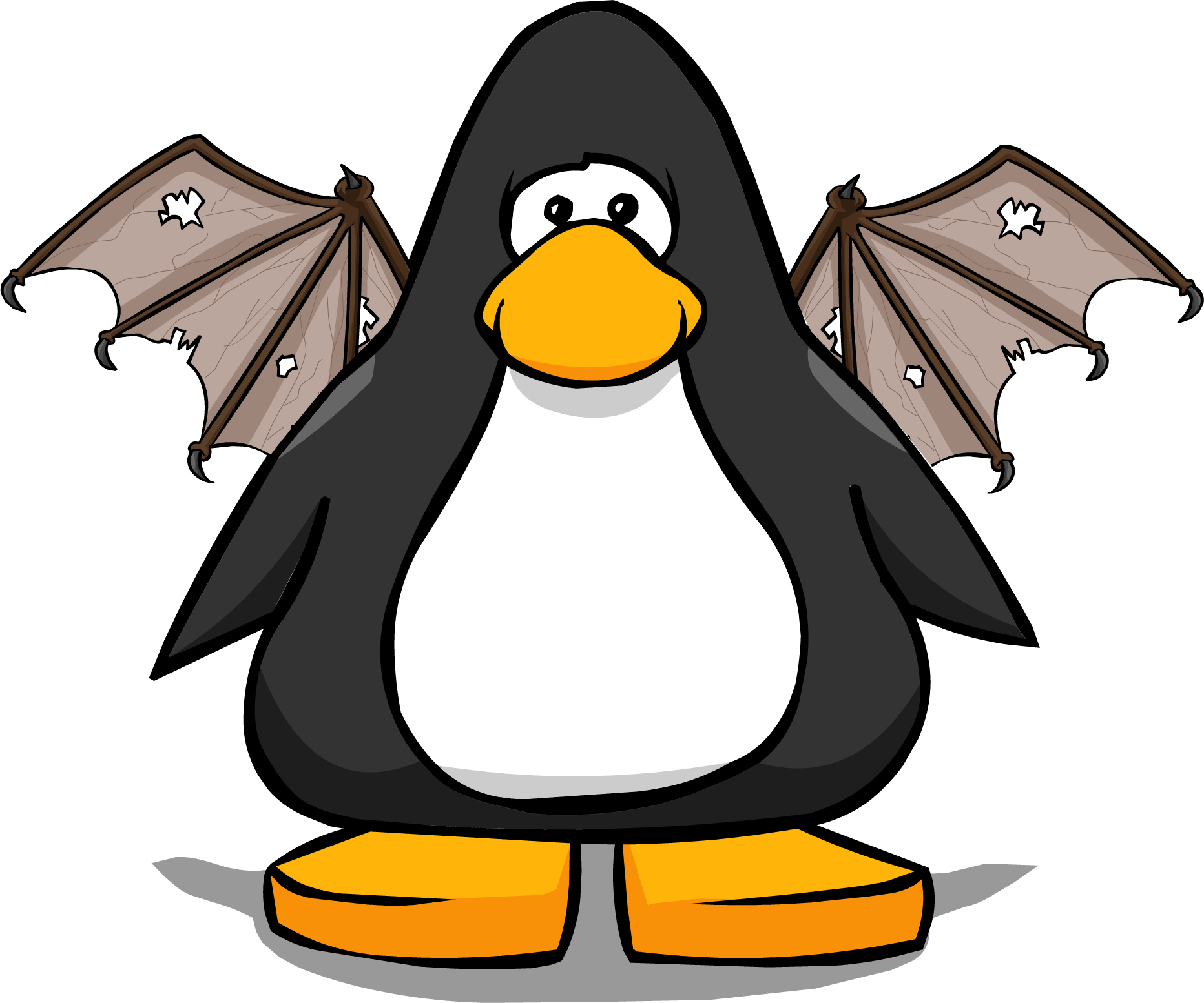 Wing clipart animal wing. Image brown bat wings