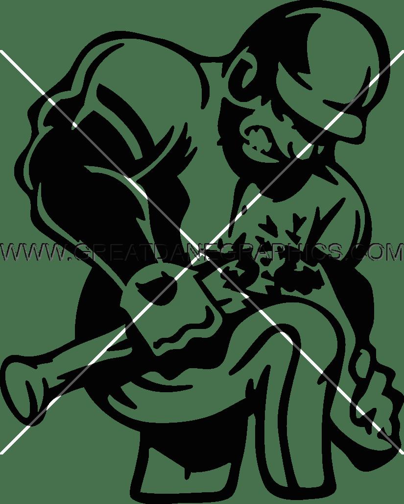 Bat breaking production ready. Clipart shirt cartoon