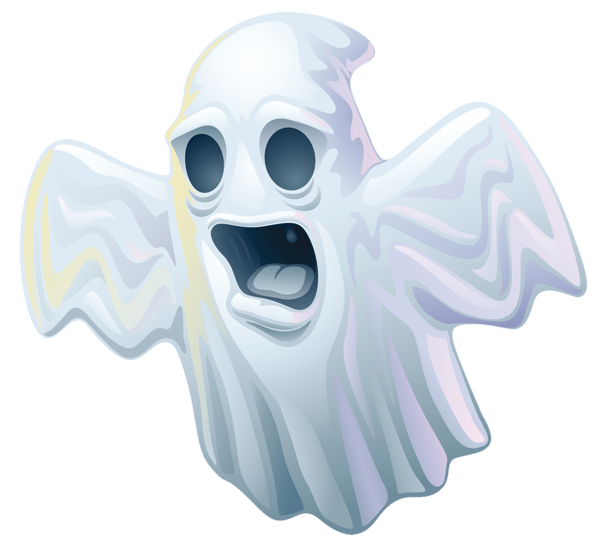Creepy halloween ghost png. Clown clipart scary witch