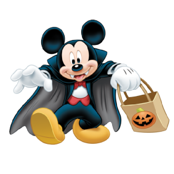 Clipart halloween number. Mickey mouse clip art