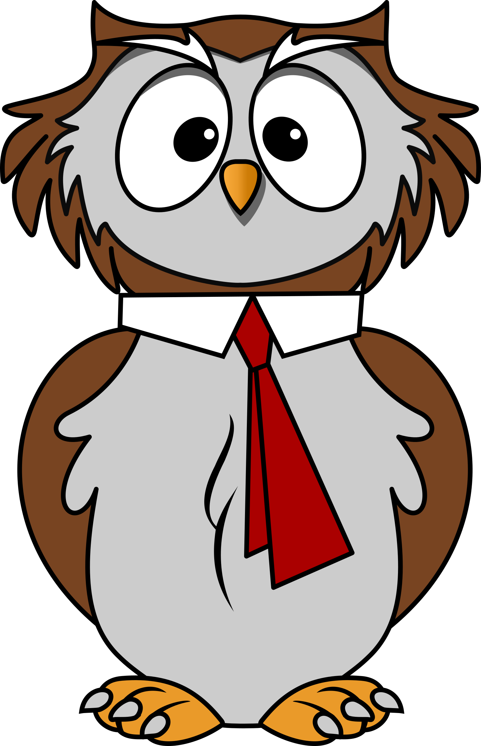 Owls clipart school. Cute owl at getdrawings