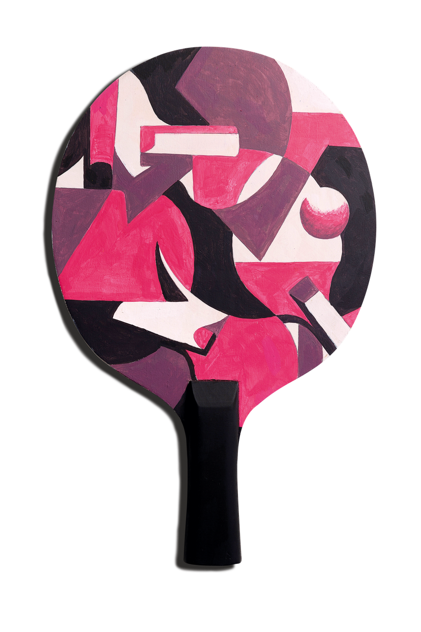 Paul catherall the art. Clipart bat ping pong