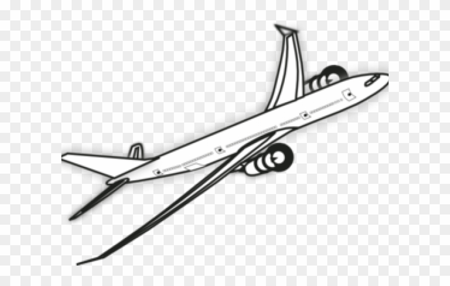 Airplane flying png transparent. Plane clipart flight