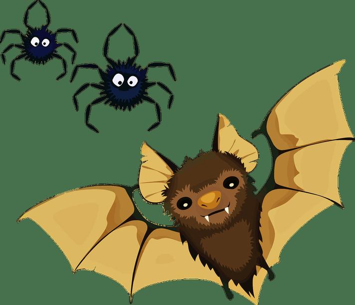 Bats argue a lot. Neighbors clipart noisy place