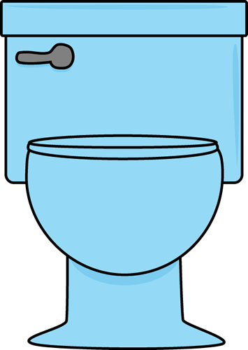 Clip art images blue. Clipart bathroom