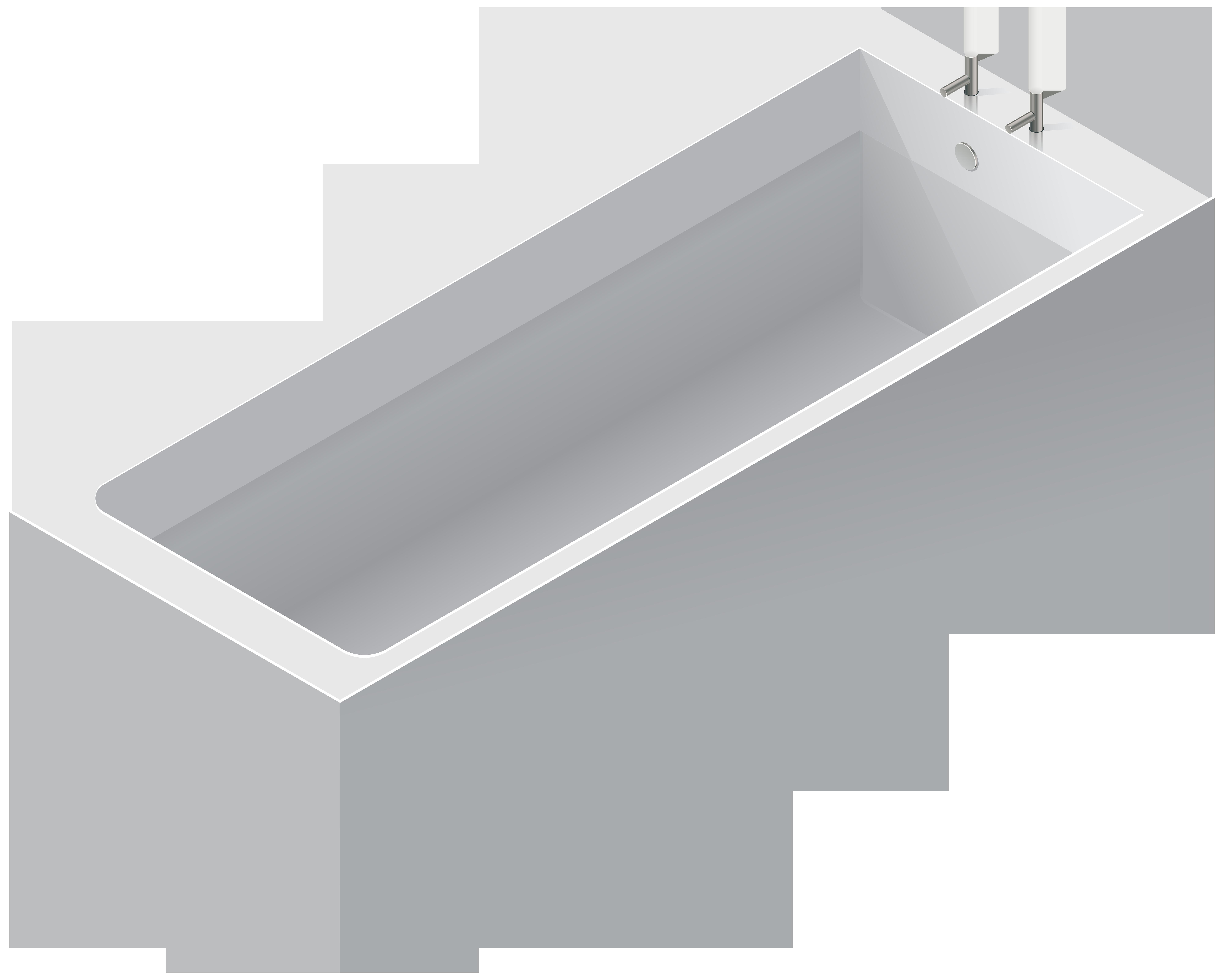 Clipart cup bath. White bathtub png clip