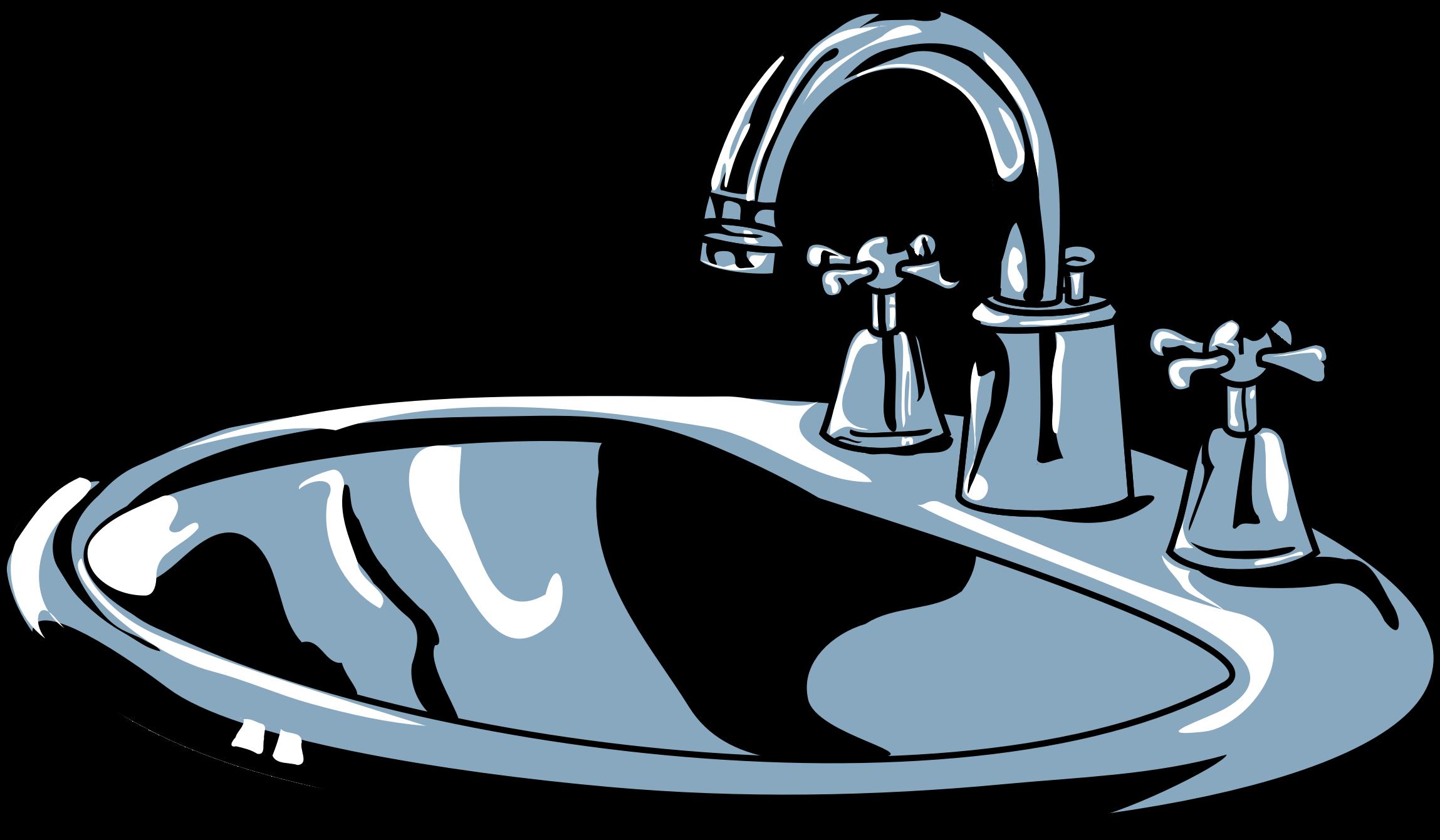 faucet clipart vector