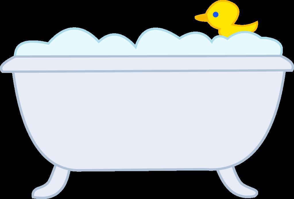 Showering clipart bathub. Bubbly cartoon bathroom crossair
