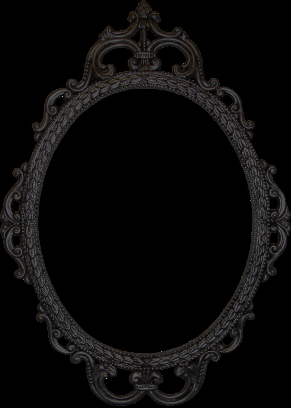 Mirror frame png. Doodle craft free digital