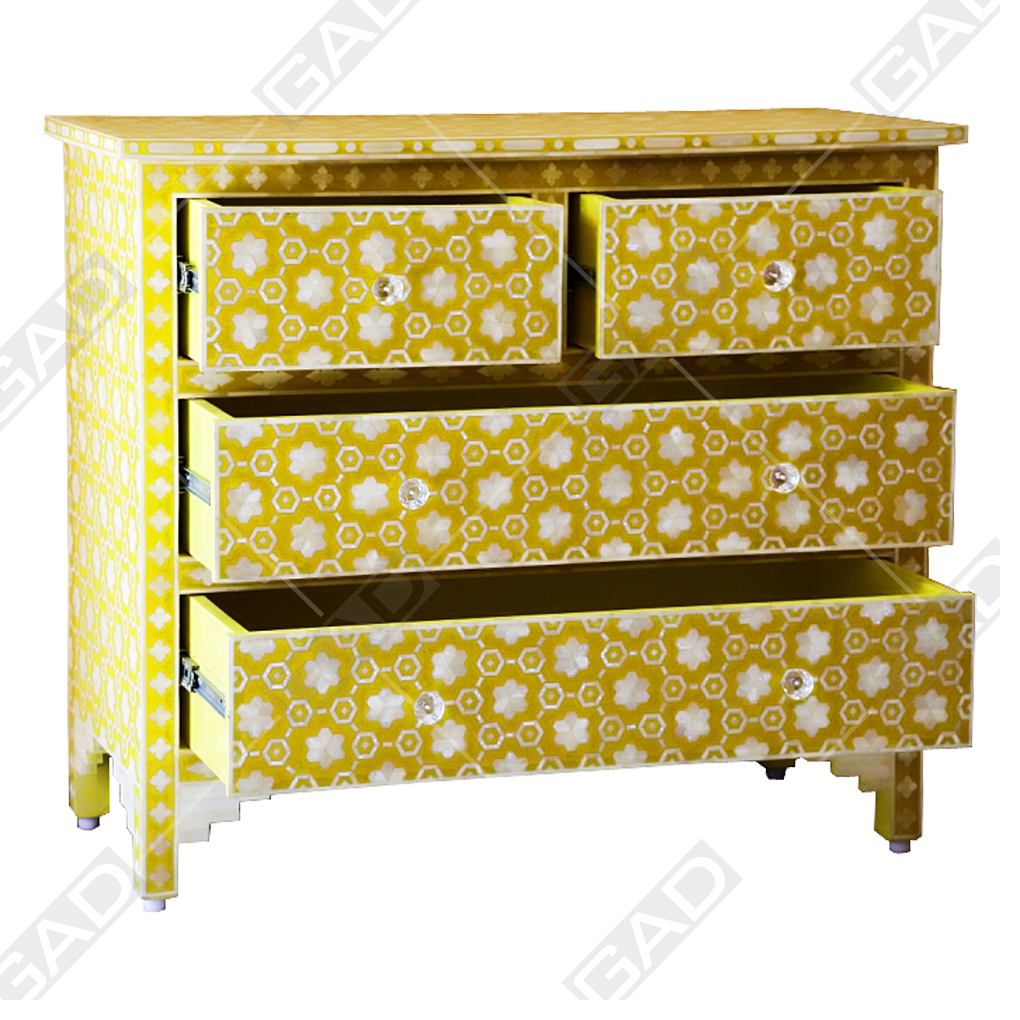 Furniture clipart chest drawer. Galaxy art deco floral