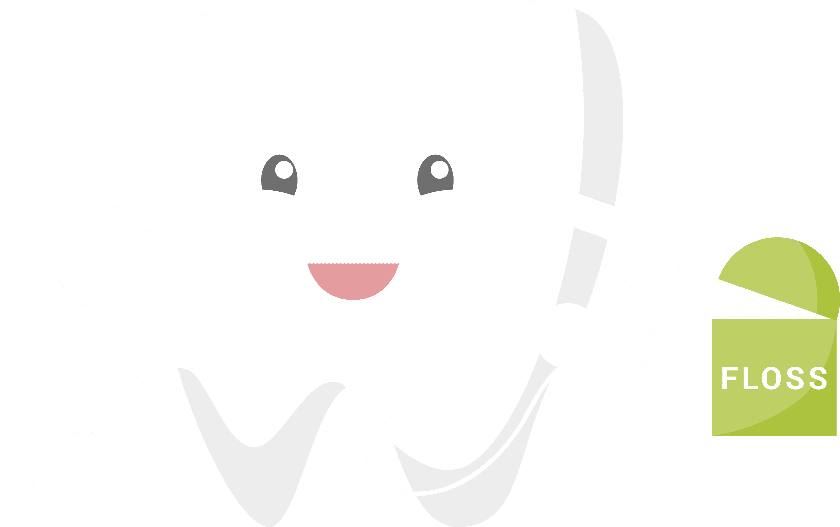 Brushing and flossing dr. Dentist clipart floss