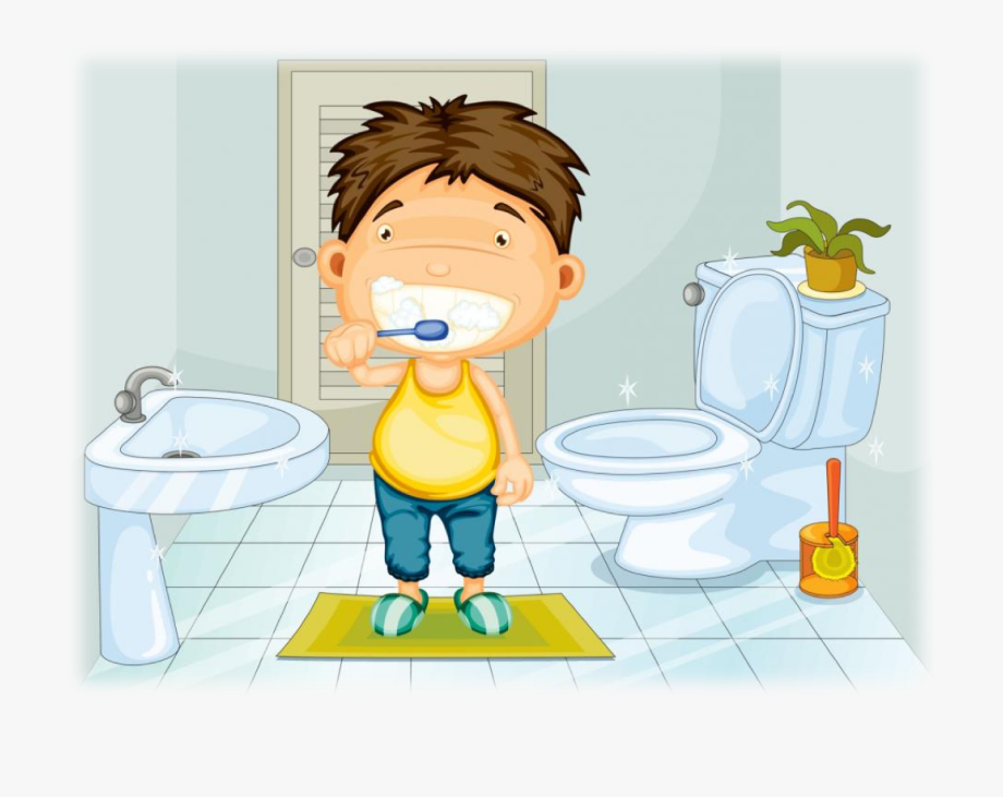 Germs clipart potty. Go to the bathroom
