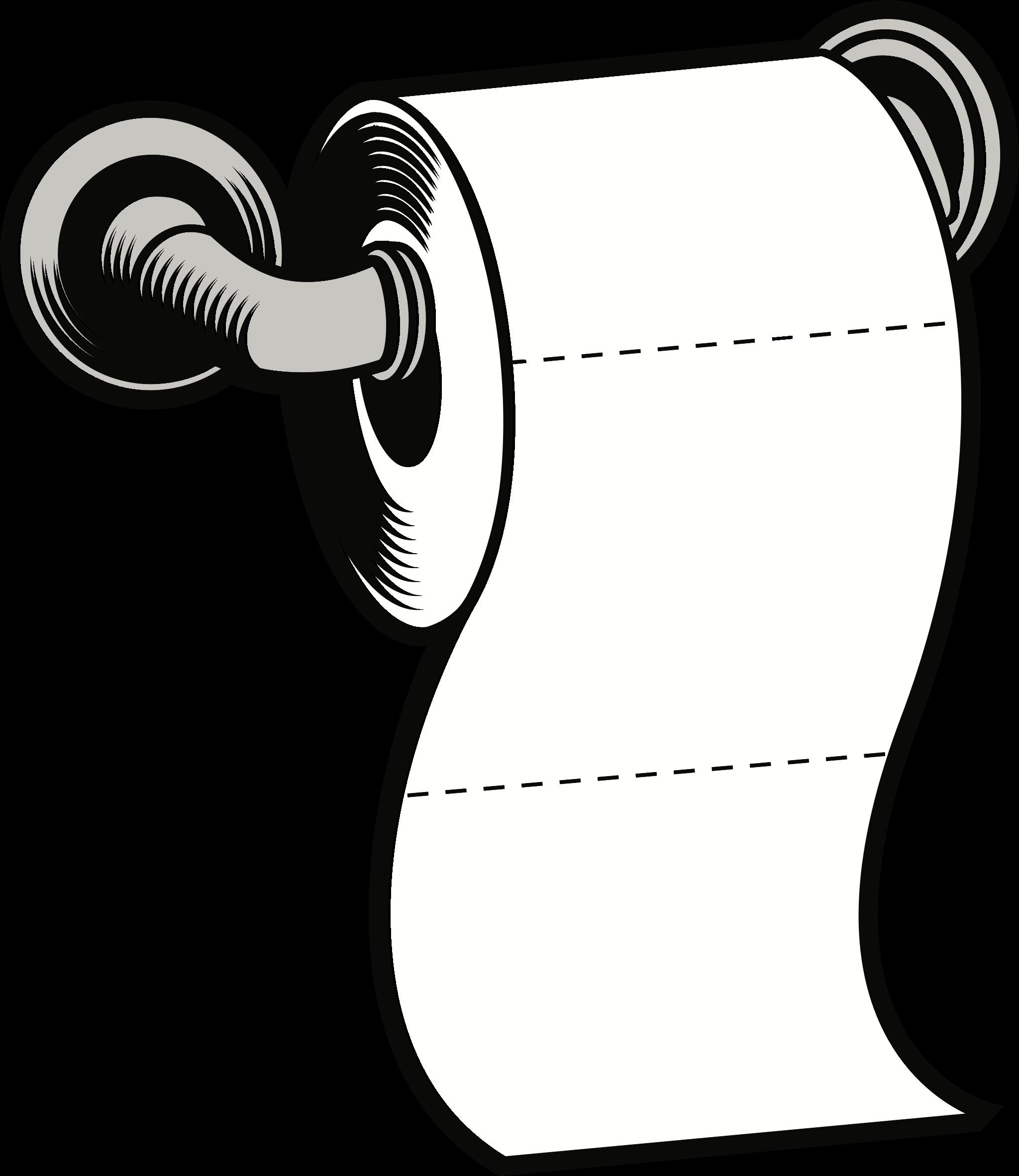 Big image png. Clipart toilet toilet paper