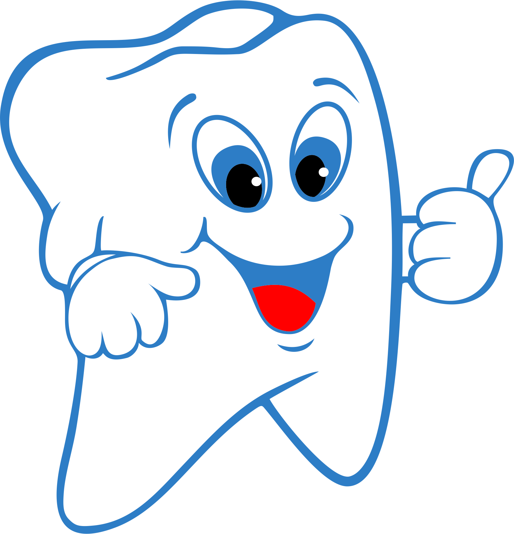 Teeth images cartoon tooth. Taste clipart sensory memory