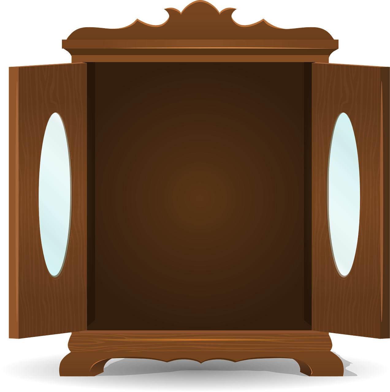 Free image on pixabay. Dresser clipart cubboard